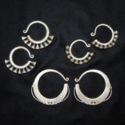 Chinese Tribal Earrings