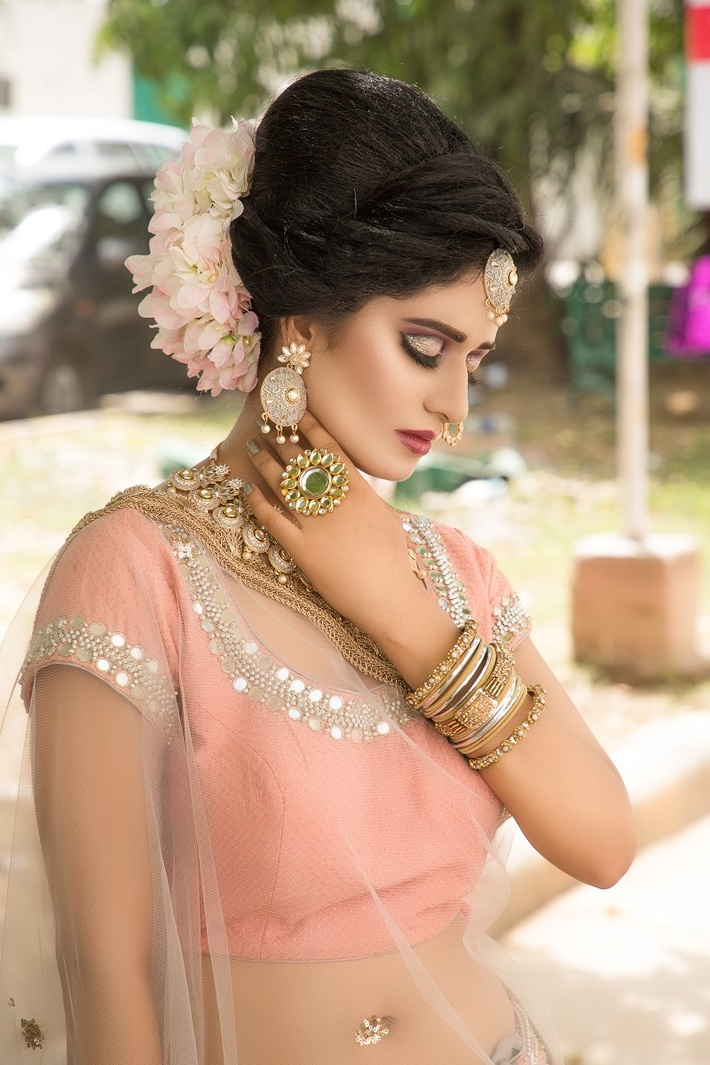 Natural Wedding Makeup - HD Makeover