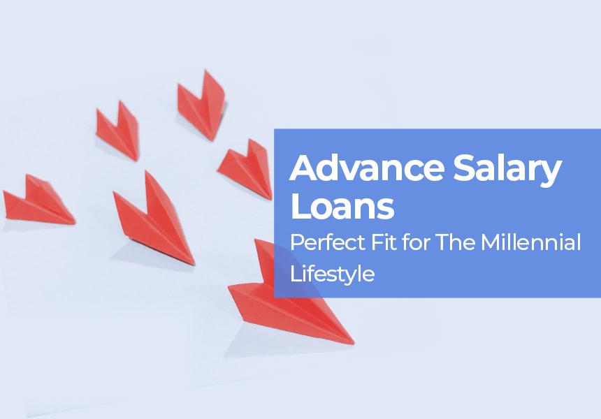 advance salary loan in india