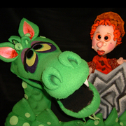 Sir George and the Dragon with Pumpernickel Puppets
