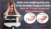 Attain your weight goal by one of the Bariatric Surgery in India