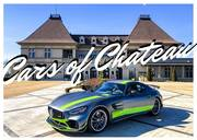 CARS OF CHATEAU - EXOTIC AND CLASSIC CAR SHOW -Braselton, GA