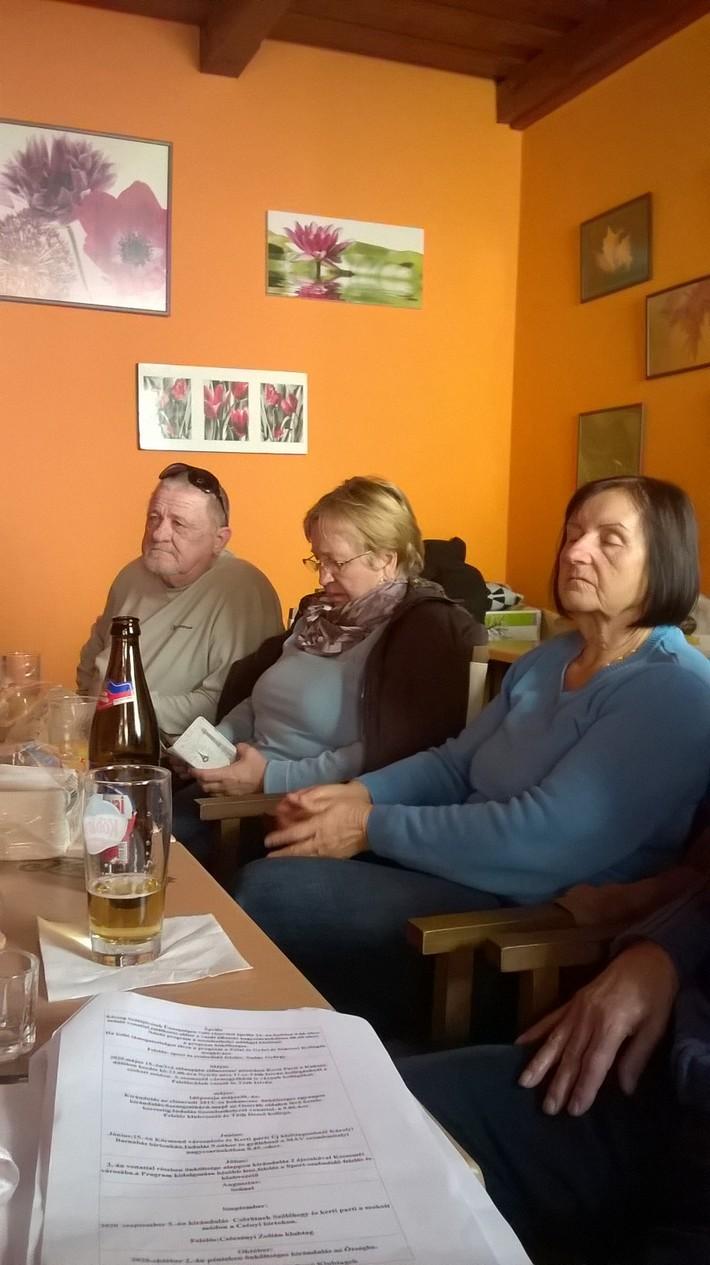 Kihelyzett klubgyülés Szentgotthárdon