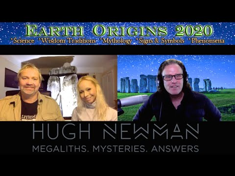 Earth Origins 2020 with Hugh Newman & Jj Ainsworth Megalithic sites Mythology & Giants
