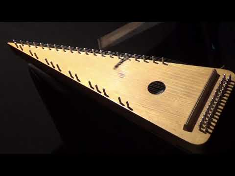 """""""WHEN DAYLIGHT SHINES"""" on Bowed Psaltery"""