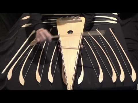 Bowed Psaltery Bows! by Lester Rickman