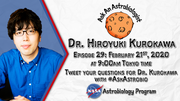 Ask an Astrobiologist with Dr. Hiroyuki Kurokawa