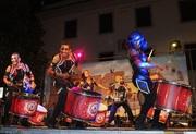 tamburi rossi