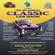 4th ANNUAL CLASSIC CAR SHOW