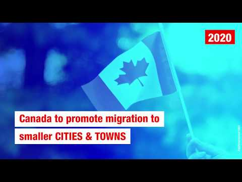 Canada set to divert more Immigrants to smaller communities