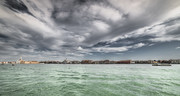 Panorama su Venezia.