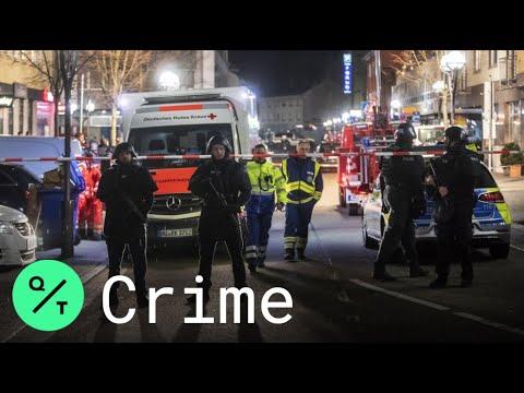 Germany Shooting: At Least 8 Killed in Hookah Lounges in Hanau, Police Say