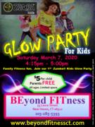 Zumba Kids Glow Party
