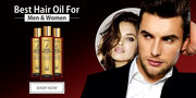 best hair regrowth oil -: Soothes dry and itchy scalp !!