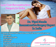 Dr. Vipul Nanda-Most sought-after Reconstructive surgery expert in India