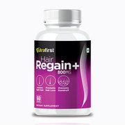 Promotes Natural Hair Growth With Hair Regain Capsules