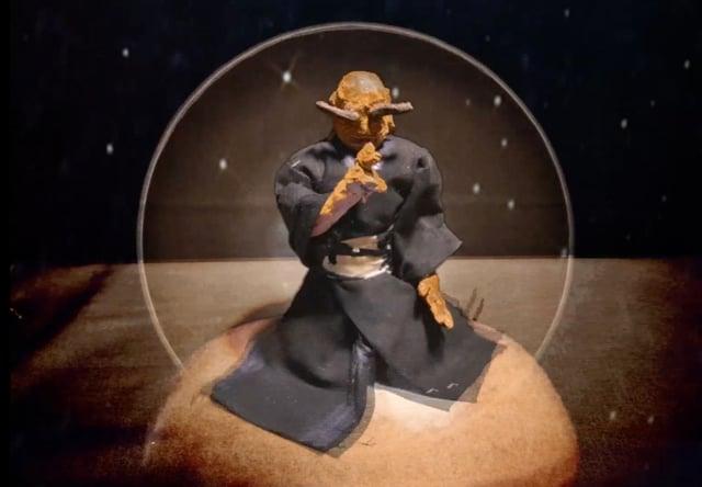 Om Ka Ka, or a brief meditation (stop motion animation)
