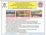 Veterans and Family Festival - CANCELLED!
