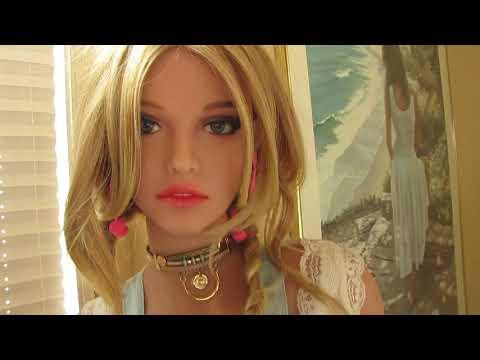 Sexy Liebespuppe Tina Love Doll