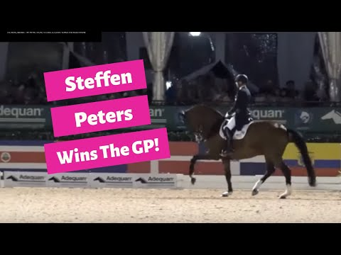 HIGHLIGHTS: Steffen Peters & SuppenKasper Win The Grand Prix 5* With 76.2%