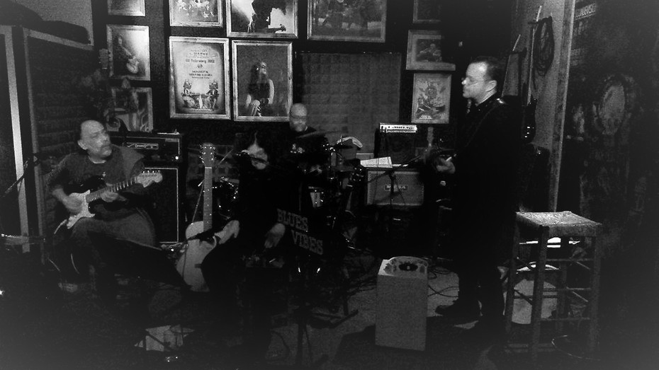 Blues Vibes @ Big Jam Theory