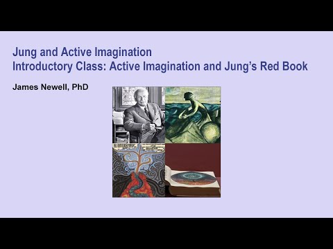 Active Imagination and Jung's Red Book