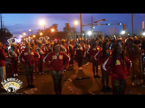 "Tuskegee University-""Neck"" (Under The Bridge Endymion 2020)"