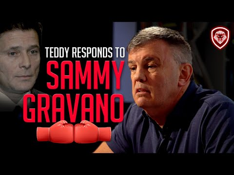 Teddy Atlas Reacts to Sammy Gravano