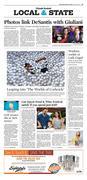 Orlando Sentinel local cover 12/26/2019