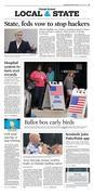 Orlando Sentinel local cover 11/02/2019