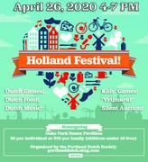 CANCELED: 2020 HOLLAND FESTIVAL / Koningsdag