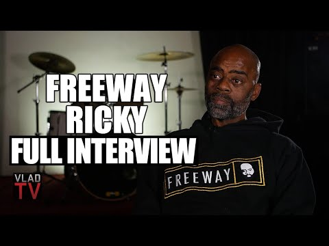 Freeway Ricky on Juice Wrld, Tekashi 69, Kodak Black, Boosie (Full Interview)