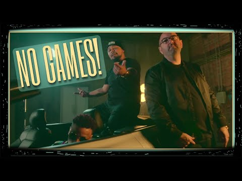NEW Christian Rap | Brian Todd - No Games ft. SbTone 4one8 (Music Video)[Christian Music] #CHH