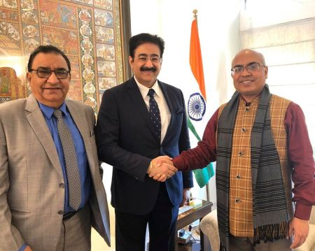 ICCR And ICMEI Will Work Together For Promotion of Arts