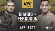 UFC 249 Lives