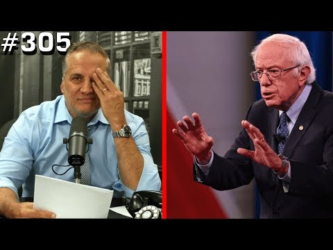 """Bernie Has DEMS Seeing """"RED""""   Nick Di Paolo Show #305"""