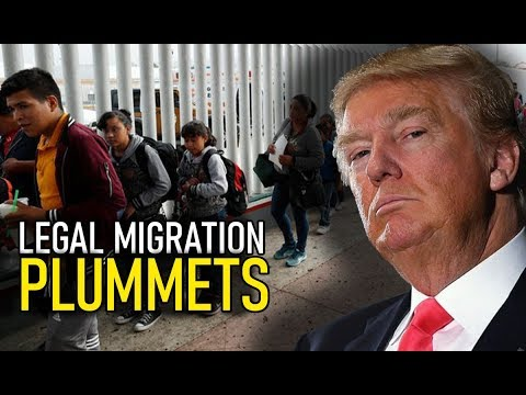 Legal Immigration PLUMMETS as Trump Public Charge Rule Goes into Effect