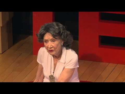There is nothing you cannot do | Tao Porchon-Lynch | TEDxColumbiaSIPA