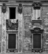 le finestre Romane
