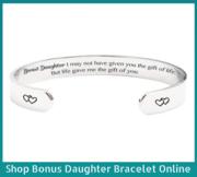 Shop Bonus Daughter Bracelet Online - Svana Design