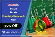 Please Do My Chemistry Homework Now
