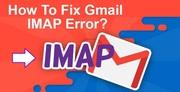 Fix Gmail IMAP Error