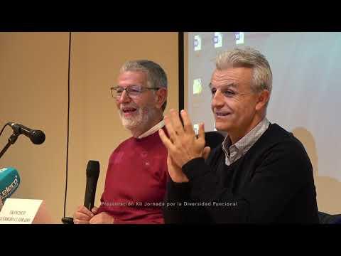 Presentación XII Jornada por la Diversidad Funcional