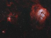 IC410,417 Grodyngel och spindel