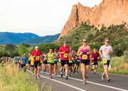 Garden of the Gods 10 Mile & 10K Run