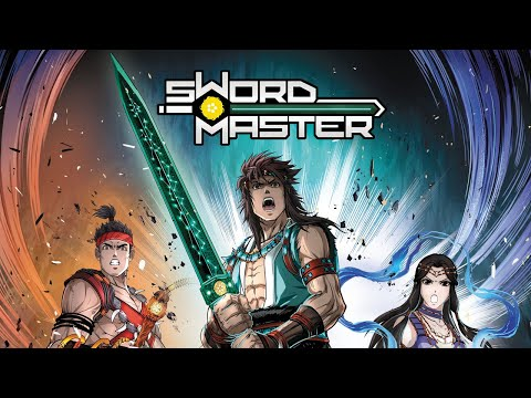 SWORD MASTER Trailer | Marvel Comics