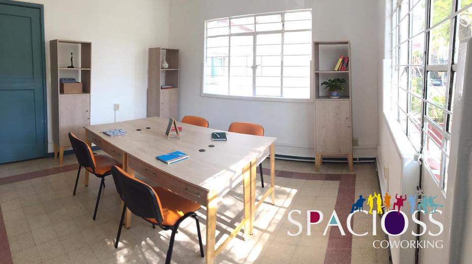 """Spacioss """"1er coworking para la Mujer en México """""""