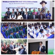 World Scouts Day Celebrations Started at New Delhi