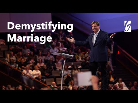 Jimmy Evans – Demystifying Marriage – The Four Laws of Love
