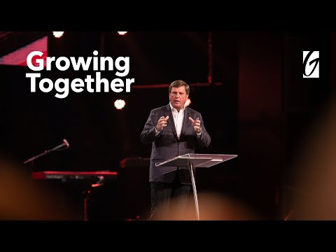 Jimmy Evans – Growing Together– The Four Laws of Love